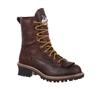 Georgia Boots 8-Inch Logger Steel Toe Boots - G7313