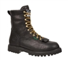 Georgia Boots Waterproof Low Heel Logger Boots - G8010