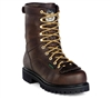 Georgia Boots Brown 8-Inch Logger Boots - G8041