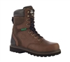 Georgia Boots 8-Inch Brookville Steel Toe Boots - G9334