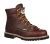 Georgia Lace to Lace Waterproof Work Boot - GBOT052