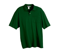 Jerzees SpotShield Pocket Shirt - 436MPR