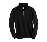 Jerzees Quarter Zip Pullover Sweatshirt - 4528MR