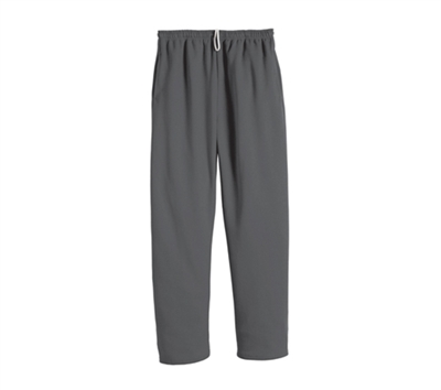 Jerzees Open Bottom Pocketed Sweatpants - 974MPR