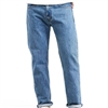 Levis Light Stonewash 505 Straight Fit Jeans - 505-4834