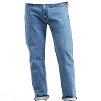 Levis 505 Light Stonewash Jeans - 505-4834