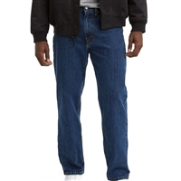 Levis Dark Stonewash Relaxed Fit 550 Jeans - 550-4886
