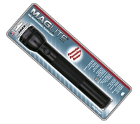 Maglite Black D-Cell Maglite Flashlight 3-Cell D - 783