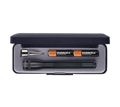 Maglite Mini Maglite Flashlight Presentation Box - M3A012