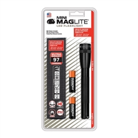 Maglite 2 AA Cell Mini Maglite LED Flashlight - SP2201H