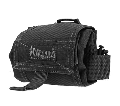 Maxpedition Black Mega Rollypoly - 0209B