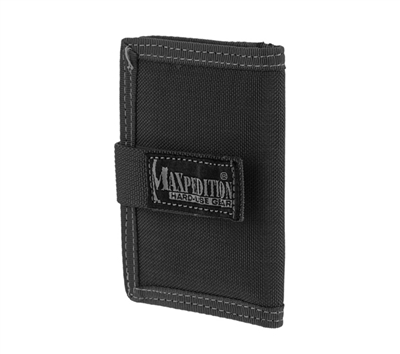 Maxpedition Black Urban Wallet - 0217B