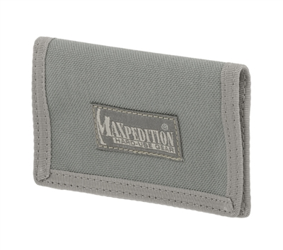 Maxpedition Foliage Green Micro Wallet - 0218F
