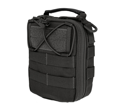 Maxpedition Black Fr-1 Combat Medical Pouch - 0226B