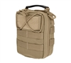 Maxpedition Khaki Fr-1 Combat Medical Pouch - 0226K