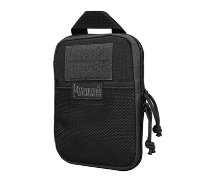 Maxpedition Black EDC Pocket Organizer - 0246B