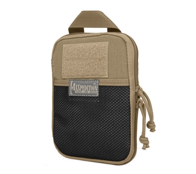 Maxpedition Khaki EDC Pocket Organizer - 0246K