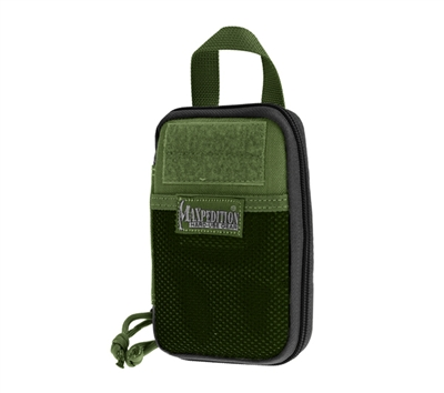 Maxpedition Green Mini Pocket Organizer - 0259G