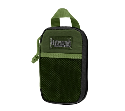 Maxpedition Green Micro Pocket Organizer - 0262G
