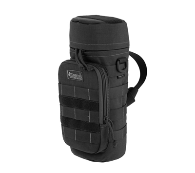 Maxpedition 12  X 5 Bottle Holder Black - 0323b