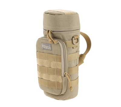 Maxpedition Khaki 12  X 5 Bottle Holder - 0323K