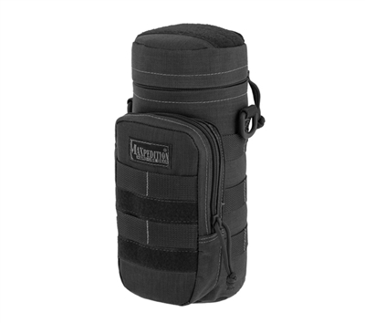 Maxpedition Black 10 X 4 Bottle Holder - 0325B