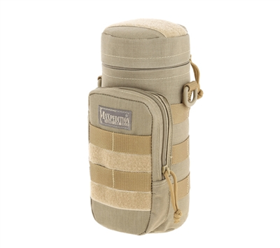 Maxpedition Khaki 10 X 4 Bottle Holder - 0325K