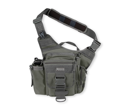 Maxpedition Foliage Green Jumbo Versipack - 0412F
