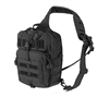 Maxpedition Black Malaga Gearslinger - 0423B