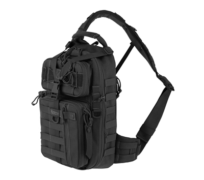 Maxpedition Black Sitka Gearslinger - 0431B