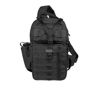 Maxpedition Black Kodiak Gearslinger - 0432B