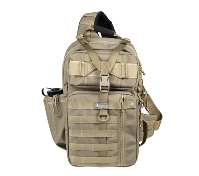 Maxpedition Khaki Kodiak Gearslinger - 0432K
