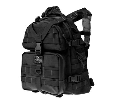 Maxpedition Black Condor-ii Backpack - 0512B