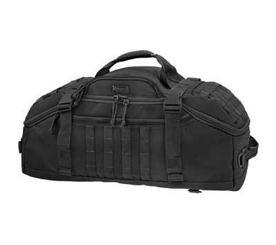 Maxpedition Black Doppelduffel Adventure Bag - 0608B