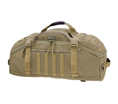 Maxpedition Khaki Doppelduffel Adventure Bag - 0608K