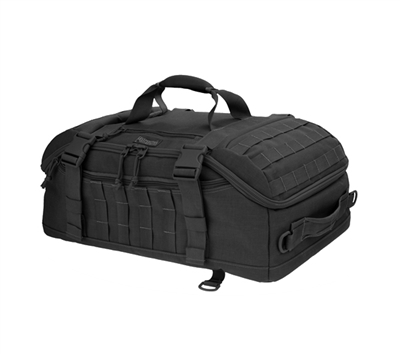 Maxpedition Black Fliegerduffel Adventure Bag - 0613B