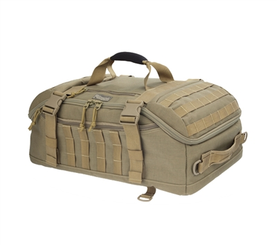 Maxpedition Khaki Fliegerduffel Adventure Bag - 0613K