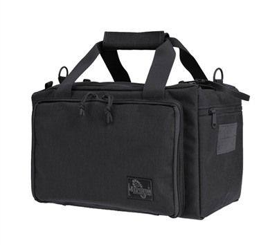 Maxpedition Black Compact Range Bag - 0621B
