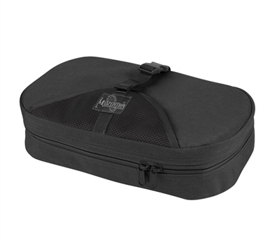 Maxpedition Black Tactical Toiletries Bag - 1810B