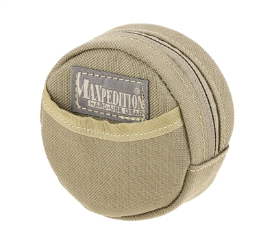Maxpedition Khaki Tactical Can Case - 1813K