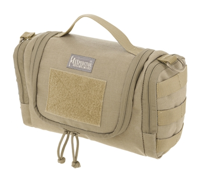 Maxpedition Khaki Aftermath Compact Toiletries Bag - 1817K