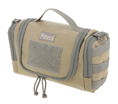 Maxpedition Khaki Foliage Aftermath Compact Toiletries Bag - 1817KF
