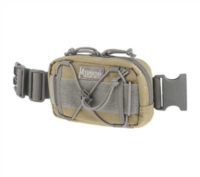 Maxpedition Khaki Foliage Janus Extension Pocket - 8001KF