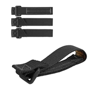 Maxpedition Black 3 Inch Tactie Attachment Strap - 9903B