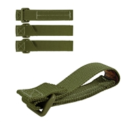 Maxpedition Green 3 Inch Tactie Attachment Strap - 9903G