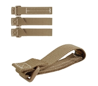 Maxpedition Khaki 3 Inch Tactie Attachment Strap - 9903K