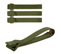 Maxpedition Green 5 Inch Tactie Attachment Strap - 9905G