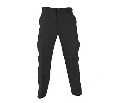 Propper Black Poly Cotton Ripstop BDU Pants - F520138001