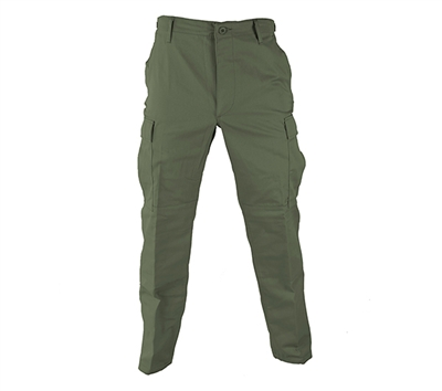 Propper Olive Drab Poly Cotton Ripstop BDU Pants - F520138330