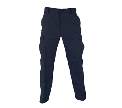Propper Dark Navy Poly Cotton Ripstop BDU Pants - F520138405